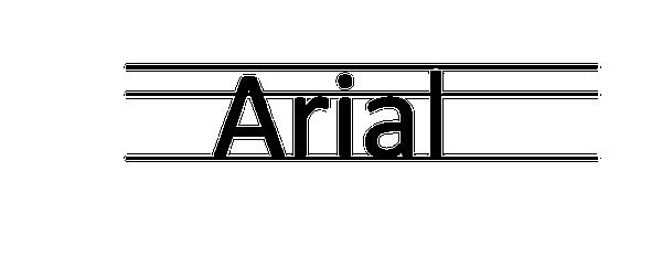 Arial Grid