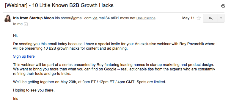 Guest Post How To Create Engaging Webinar Invitations That Boost