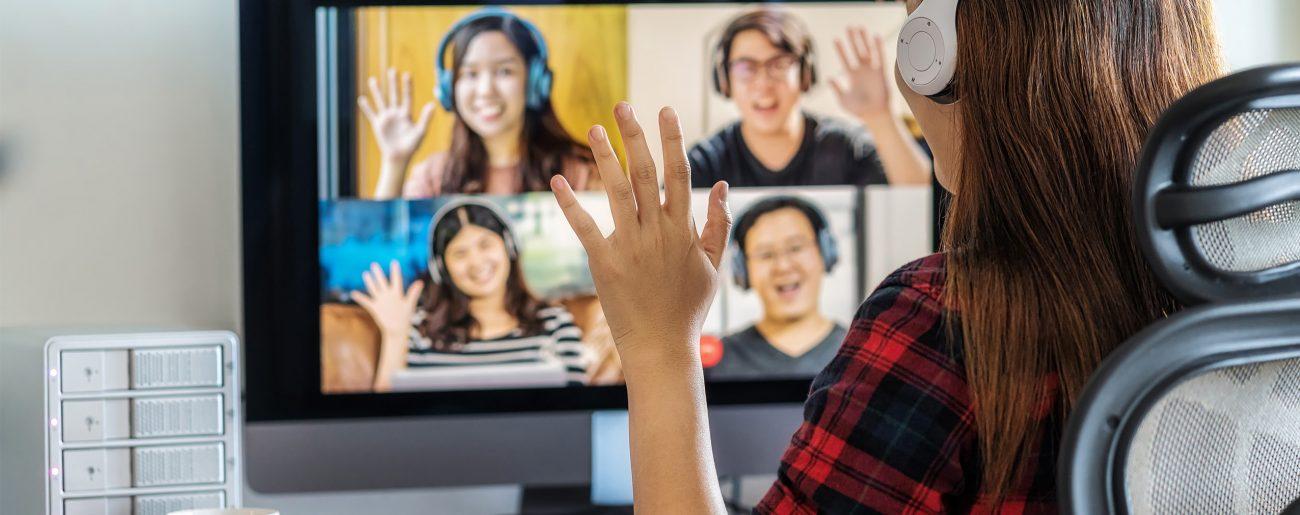Webinaires vs réunions en ligne : lequel des deux prévoyez-vous d'organiser ?
