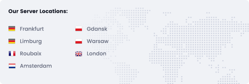 ClickMeeting Server Locations