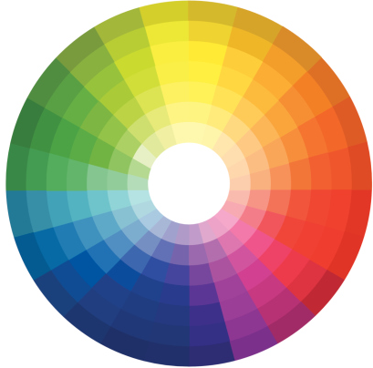 designing your presentation how to choose colors